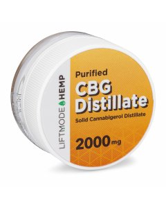 CBG Distillate - 2000 mg